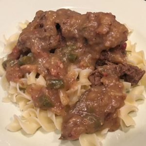 Photo of Rouladen smothered in gravy