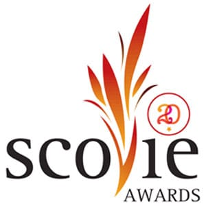 20th Annual Scovie Logo