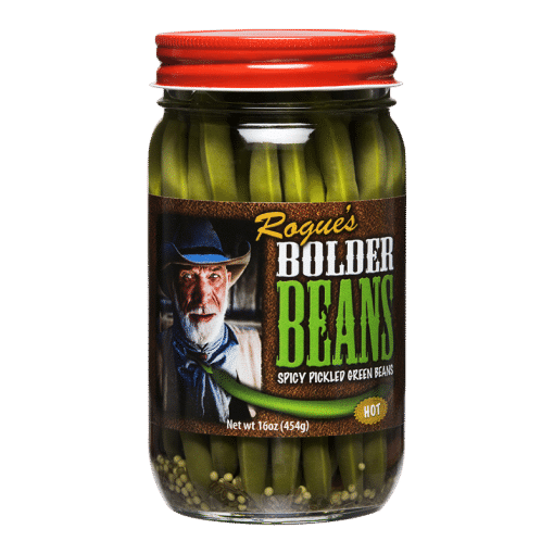 Photo of a jar of Bolder Beans - Hot