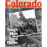 Cover of Colorado Country Life magazine 2015
