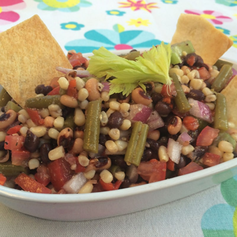 Cowboy Caviar with Bolder Beans
