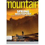 Cover of Mountain Magazine, Spring 2012