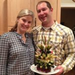 Olney family holiday pickle tree