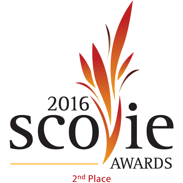 2nd Place 2016 Scovie Logo