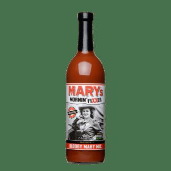 Bloody Mary Mix - Marys Mornin FiXXer 750ml bottle