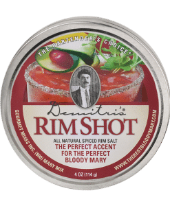 Demitris Rim Shot