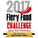 2017 Fiery Foods Challenge Logo