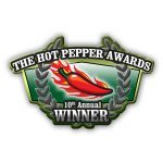 The Hot Pepper Awards logo 2017