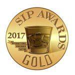 Gold medal from 2017 SIP Awards