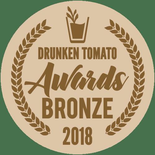Image of 2018 Drunken Tomato Awards Bronze logo