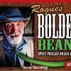 Image of product label for Bolder Beans Hot