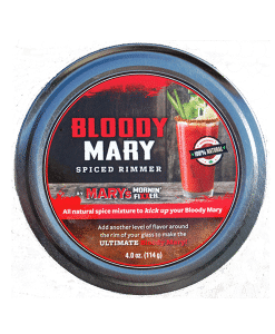 Photo of Bloody Mary spiced rimmer by Mary's Mornin' FiXXer